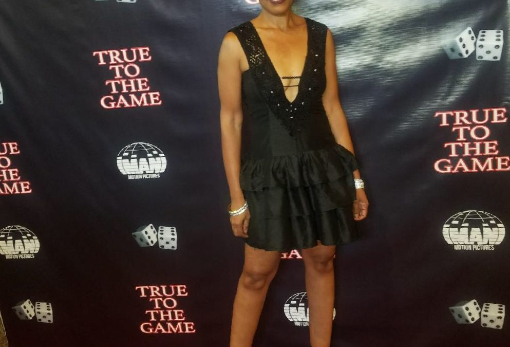 """""""TRUE TO THE GAME"""", Based on the best selling novel by Teri Woods"""